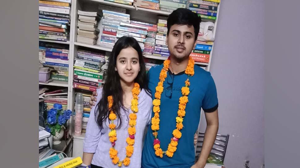 MP की बेटी का कमालः CA की परीक्षा में देश में किया टॉप, सीएम शिवराज ने भेजी बधाई