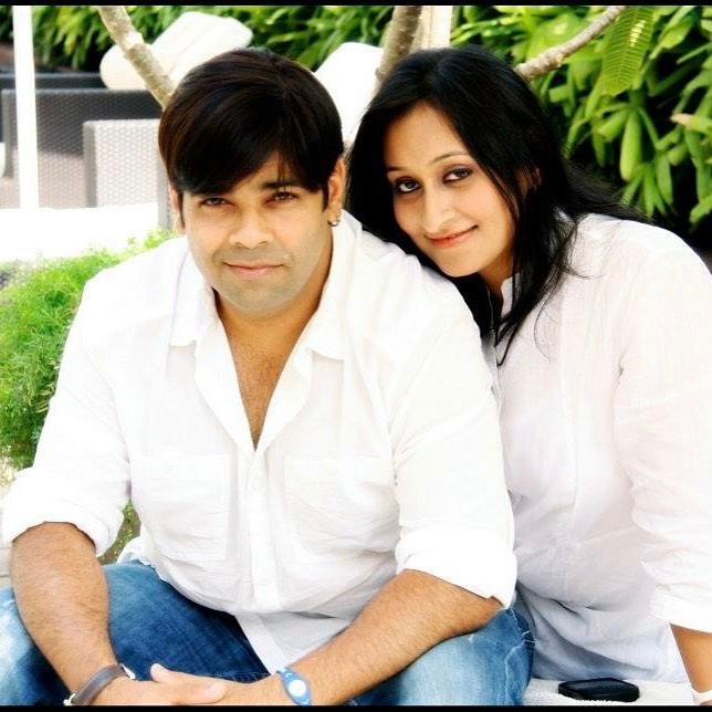 kiku sharda wife Priyanka Sharda parents of two son