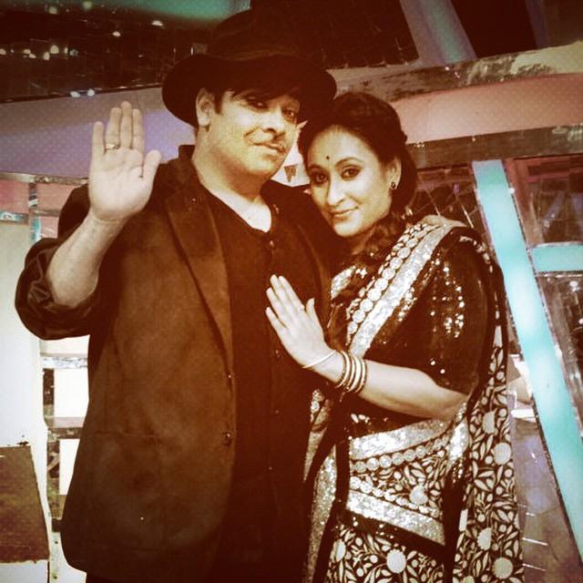 kiku sharda wife Priyanka Sharda looks beautiful
