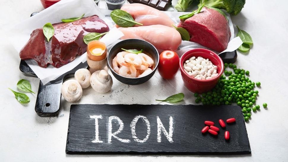 Iron Rich Foods : शरीर में आयरन की कमी को दूर करने के लिए खाएं ये 5 चीज, मिलेंगे ये गजब फायदे