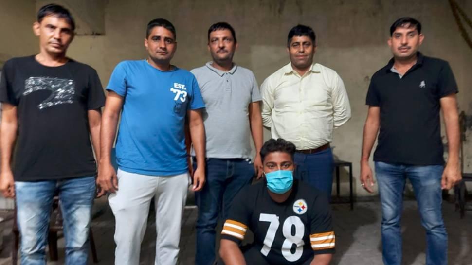 लॉरेंस बिश्नोई-संपत नेहरा गैंग का शूटर गिरफ्तार, दिल्ली जेल को लेकर किया ये बड़ा खुलासा