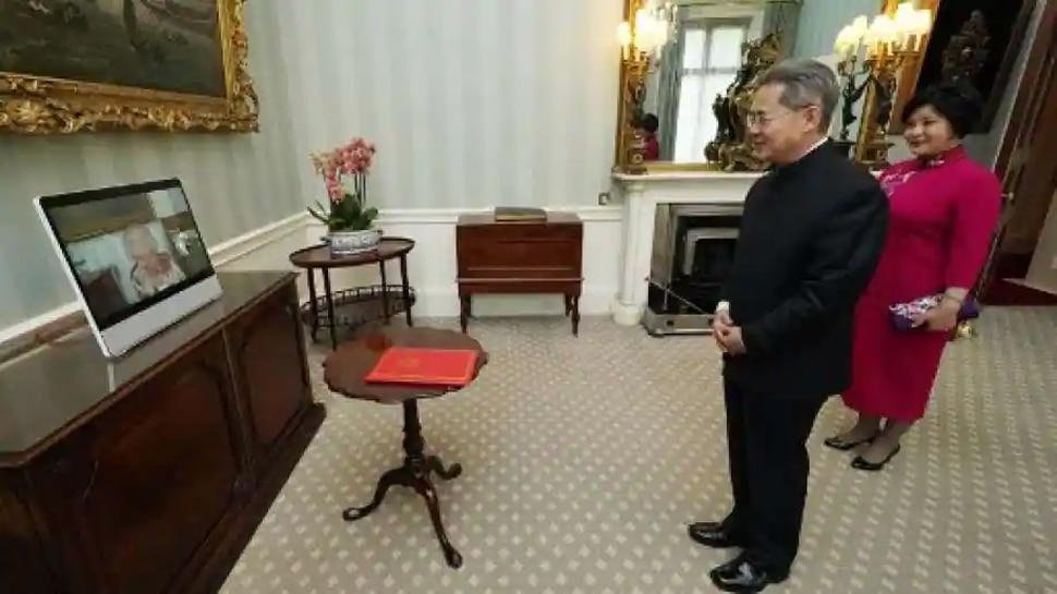 ड्रैगन के खिलाफ गुस्से में Britain: Chinese Ambassador को संसद में घुसने से रोका, ये है वजह