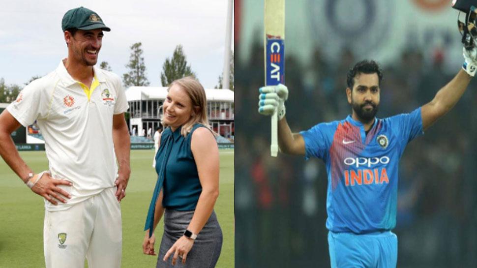 रोहित की बैटिंग की दीवानी हुई इस ऑस्ट्रेलियाई क्रिकेटर की पत्नी, जानिए तारीफ में क्या कहा