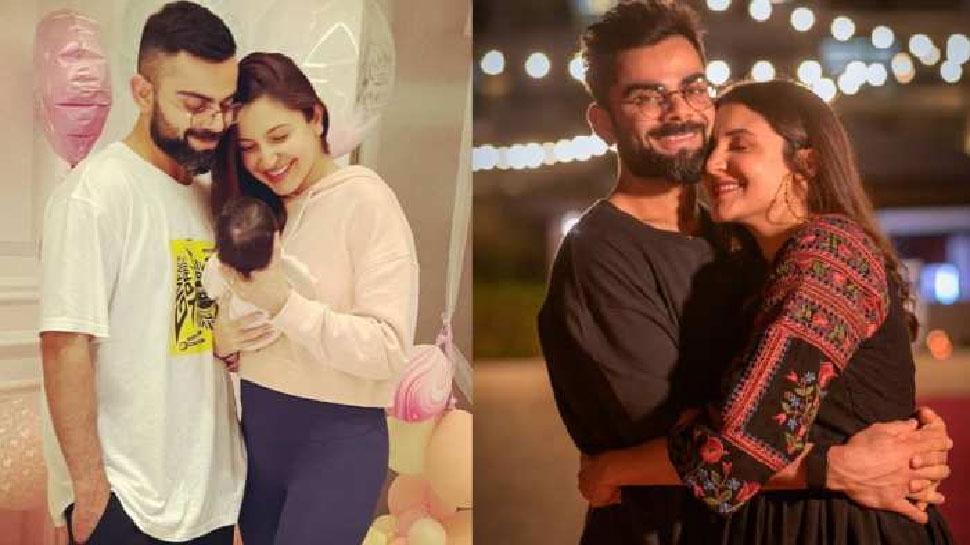 Virat Kohli posted a video on Instagram and praise his wife Anushka Sharma   Anushka Sharma की नेक पहल ने Virat Kohli को बनाया फैन, पोस्ट में कही दिल की बात