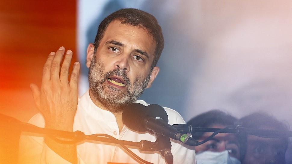 Rahul Gandhi का BJP-RSS पर निशाना, कहा- ये धर्म की दलाली करते हैं