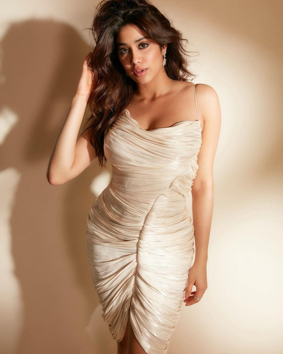 Janhvi Kapoor New Look