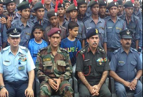 धोनी को मिली एक और नई जिम्मेदारी, पूर्व भारतीय कप्तान को रक्षा समिति ने बनाया खास समिति का हिस्सा