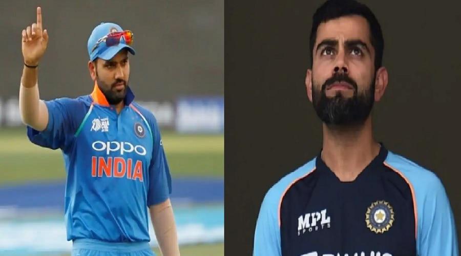 क्या कोहली के बाद कप्तानी संभालने के लिये तैयार हैं रोहित शर्मा? कहीं तीसरा खिलाड़ी न मार ले बाजी