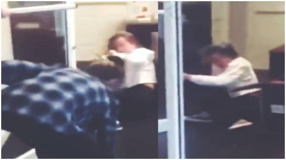 Viral Video: बहन के पति के साथ इश्क लड़ा रही थी लड़की, पता चलते ही दीदी ने की धुनाई