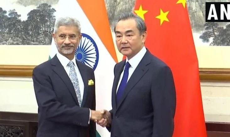 जयशंकर ने पूर्वी लद्दाख के मुद्दे पर चीनी विदेश मंत्री से की समाधान की वकालत
