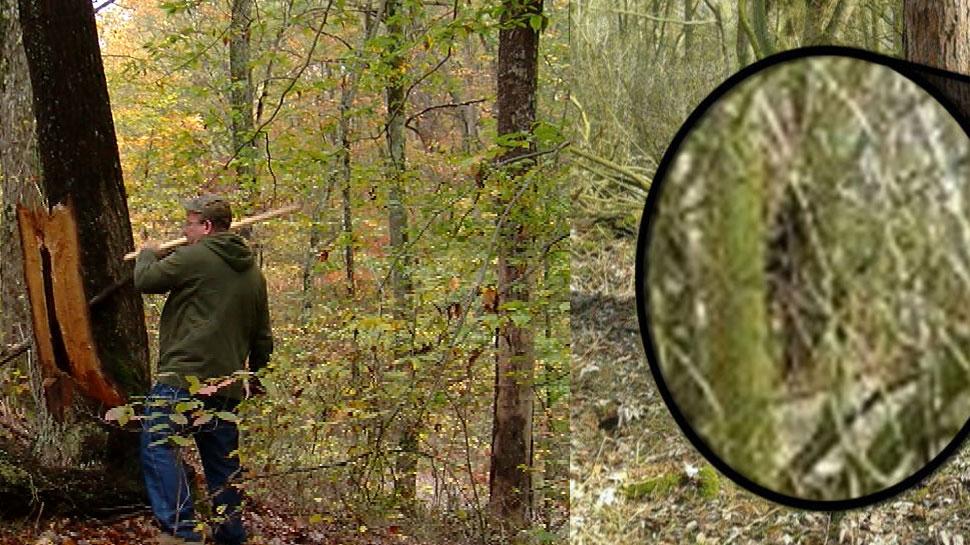 शिकारी ने किया 'आदमकद राक्षस' से मुकाबले का दावा, यूं बयान की खौफनाक कहानी