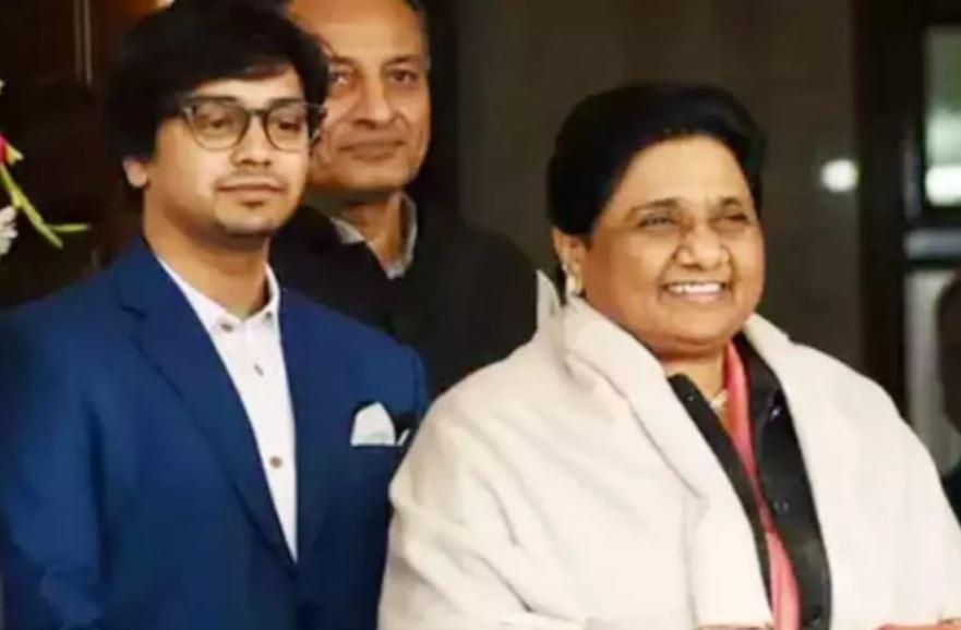 UP Election 2022: ब्राह्मण वोटों को खुश करने के लिए मायावती दे रही हैं भतीजे की 'बलि'!
