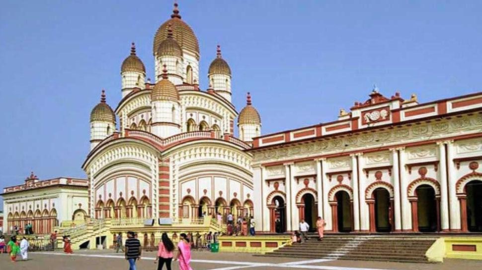 दक्षिणेश्वर मंदिर, पश्चिम बंगाल