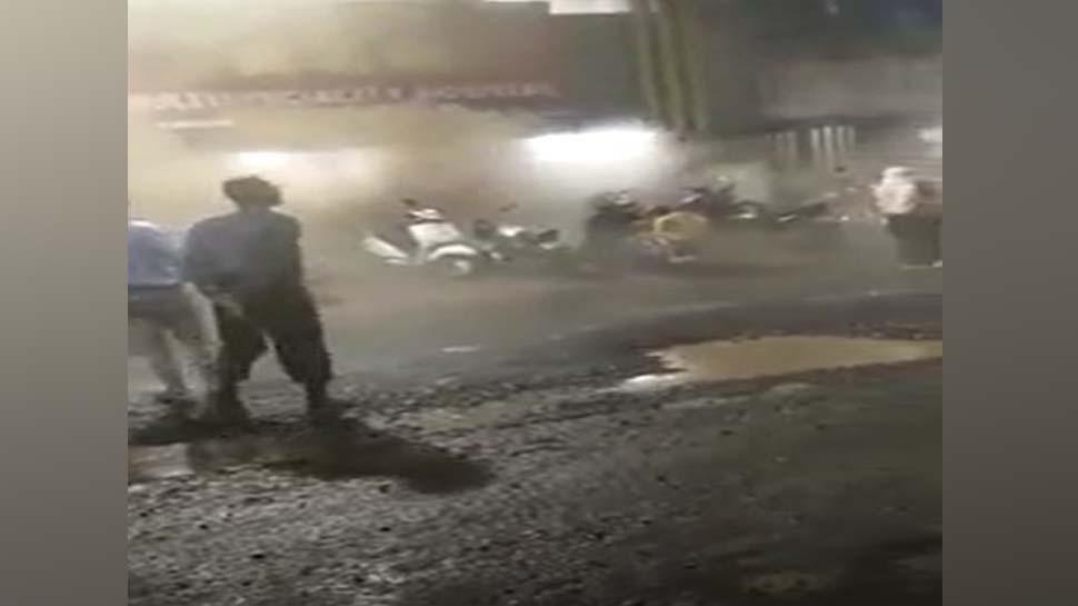 भोपाल के निजी अस्पताल में लगी आग, पलंग छोड़कर भागे मरीज, इस वजह से हुई घटना