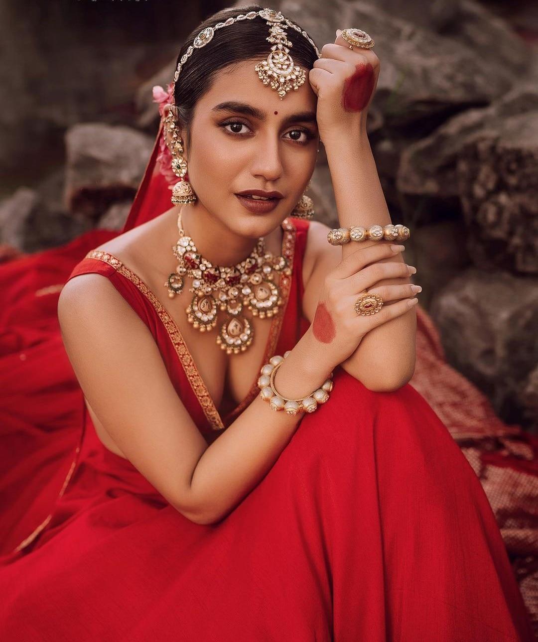 Priya Prakash Varrier telugu film