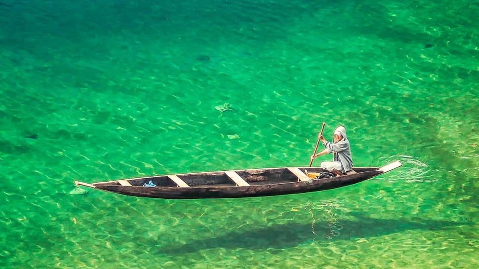Northeast's Best place Meghalaya