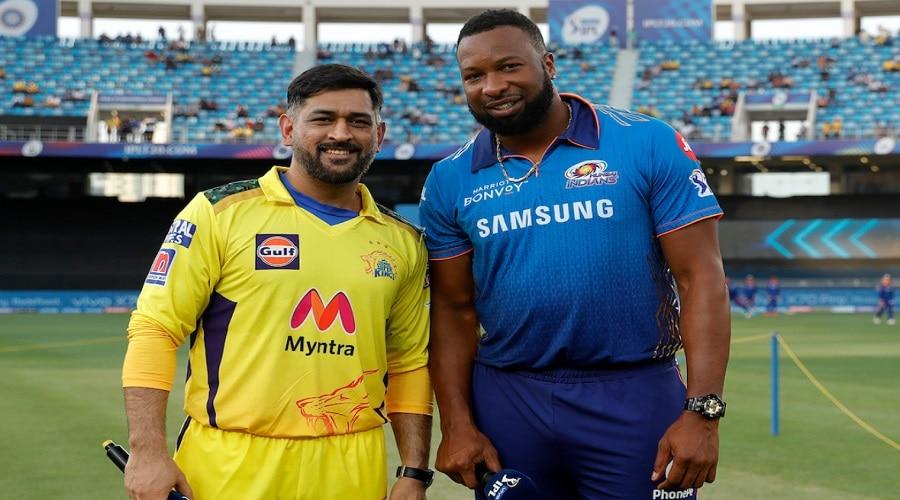 IPL 2021: रोहित के बिना उतरी MI, CSK ने किया पहले बैटिंग का फैसला