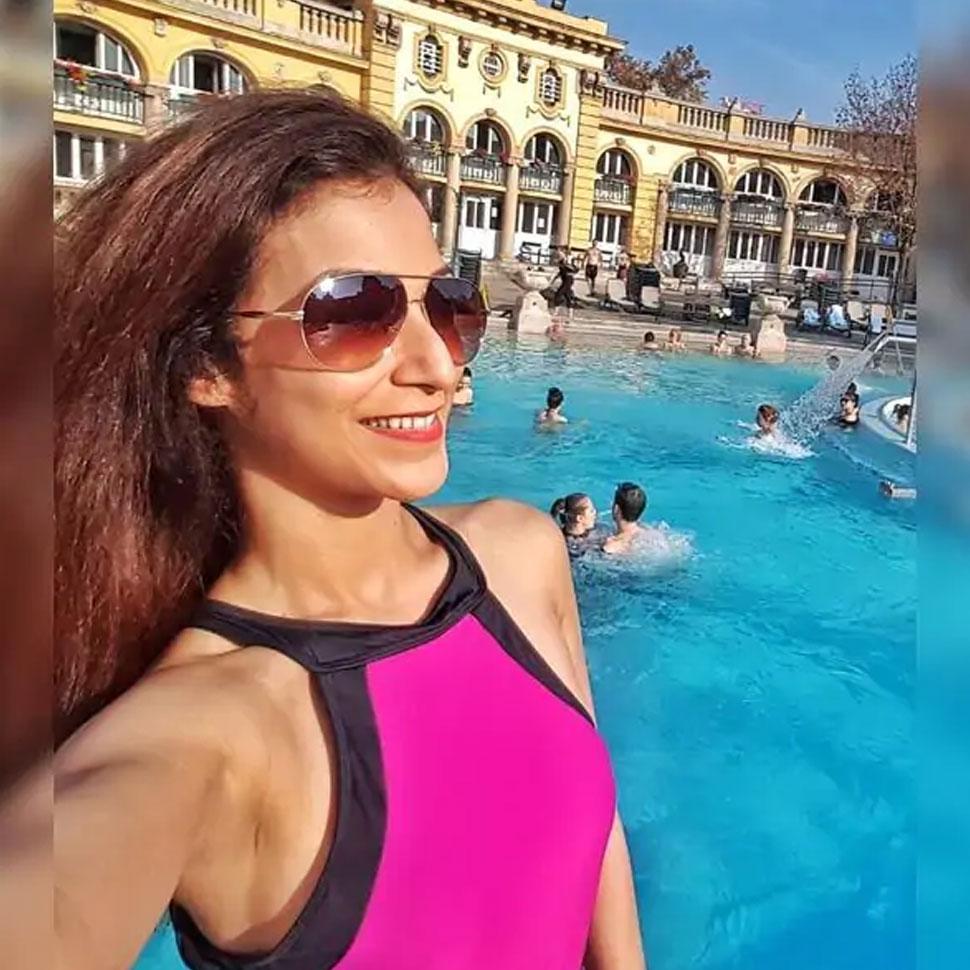 Anjali Mehta of Tarak Mehta