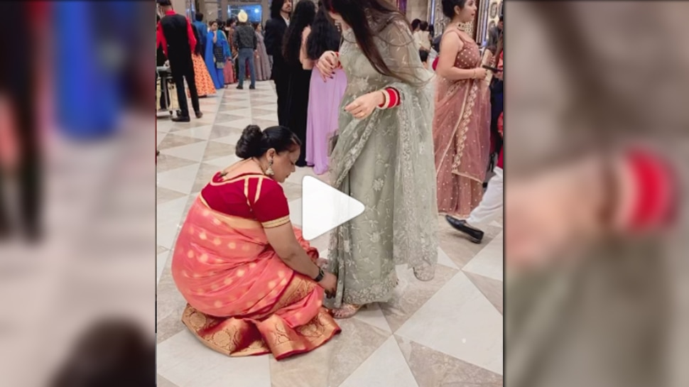 Wedding News: नई दुल्हन की साड़ी में आई गड़बड़ी, दूल्हे की मां सरेआम करने लगी ऐसा तो लोग हुए हैरान- Video