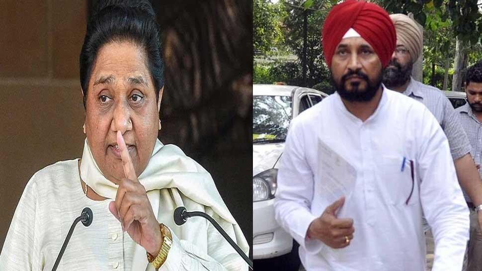पंजाब में नए CM की नियुक्ति को मायावती ने बताया कांग्रेस का चुनावी हथकंडा, दलितों को दी नसीहत
