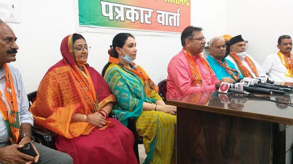 कल से Udaipur में BJP का चिंतन शिविर, 2023 की रणनीति पर होगा मंथन