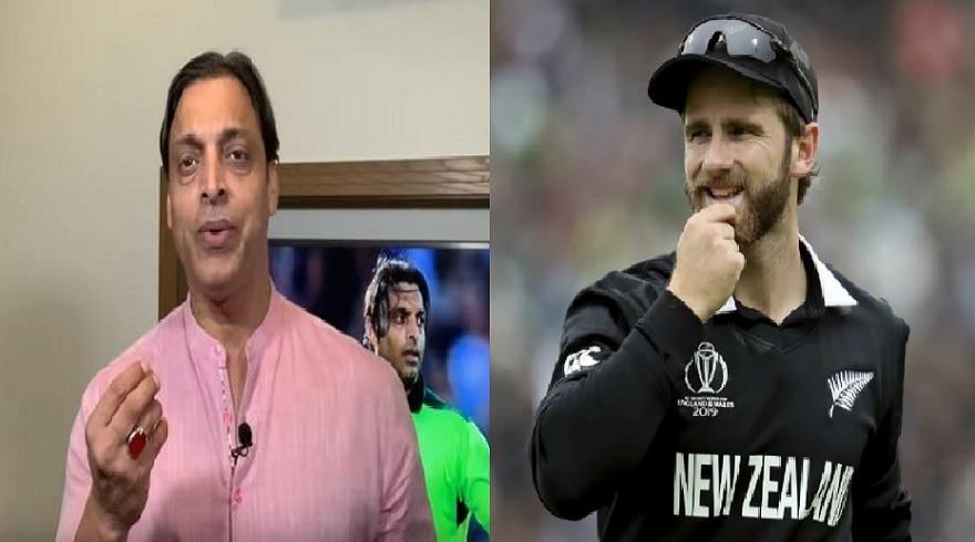 अब पाकिस्तान के लिये T20 Worldcup में भारत से बड़ा दुश्मन है न्यूजीलैंड, अख्तर ने निकाली भड़ास
