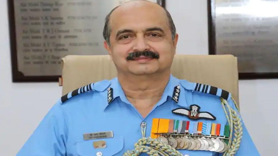 वी आर चौधरी होंगे Indian Air Force के नए चीफ, इस तारीख को संभालेंगे पदभार