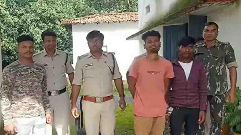 नाबालिग से मक्के के खेत में गैंगरेप, घात लगाकर बैठे थे पांच लड़के, चार आरोपियों को दबोचा, एक फरार
