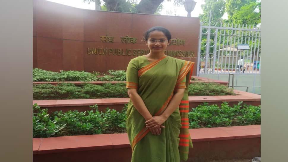 UPSC-2020 रिजल्टः  भोपाल की जागृति ने किया कमाल, देशभर में दूसरी रैंक, महिलाओं की पोजिशन में पहला स्थान