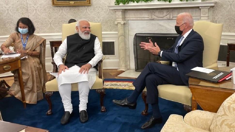 भारत और US टेक्नोलॉजी के माध्यम से मानवता की सेवा कर सकते हैं: PM मोदी