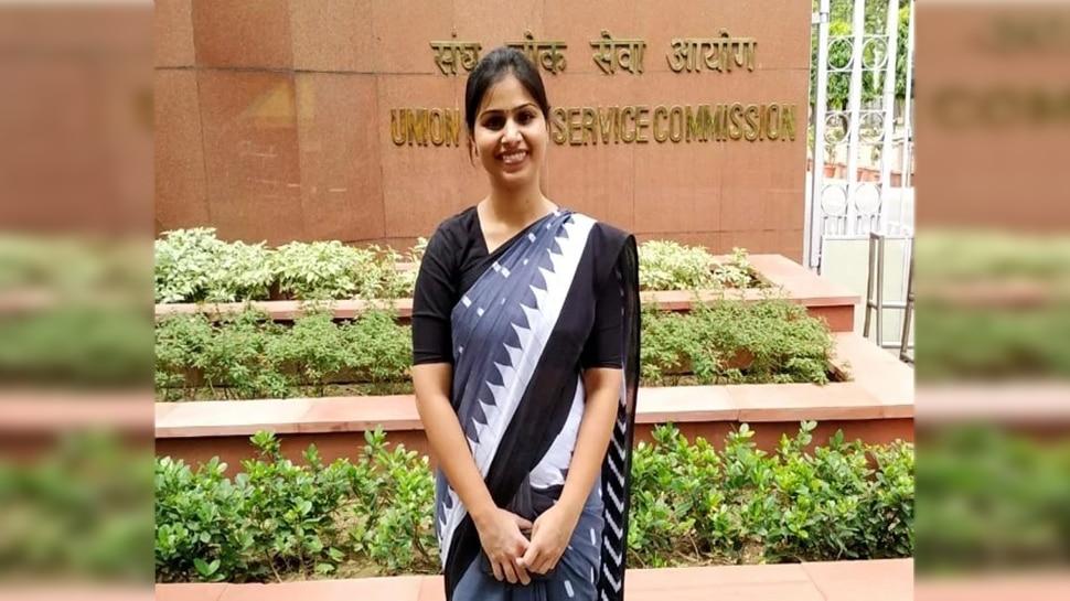 UPSC CSE Final Result 2020: आगरा की अंकिता ने हासिल किया तीसरा स्थान, पति भी हैं आईपीएस