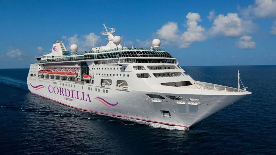 कॉर्डेलिया क्रूज समंदर की लहरों पर सवार, पर्यटकों ने शेयर किया एक्सपीरियंस