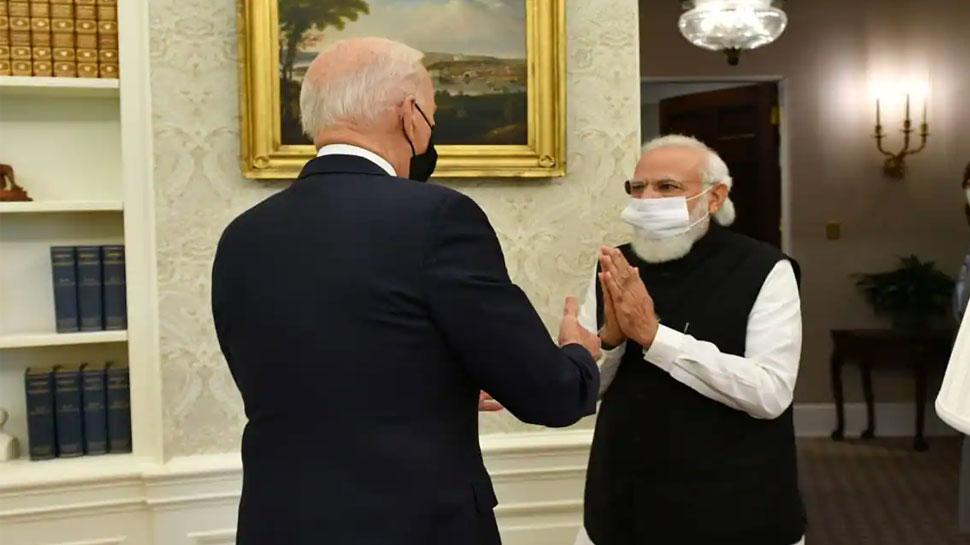 अमेरिका और भारत के रिश्ते हैं मजबूत