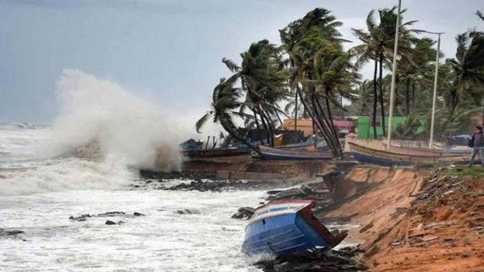 Cyclone Gulab Alert: इन इलाकों में आने वाला है चक्रवाती तूफान 'गुलाब', IMD ने जारी किया येलो अलर्ट