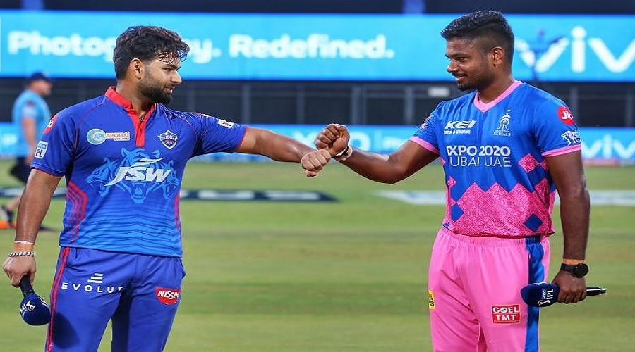 DC vs RR: दिल्ली- राजस्थान के बीच रोचक भिड़ंत, टॉस के दौरान रिषभ पंत ने फैंस को चौंकाया