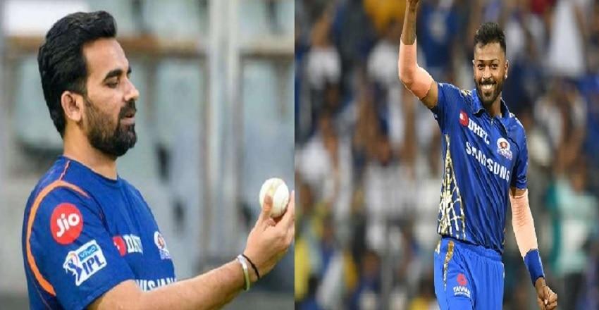 क्या RCB के खिलाफ मैच खेल पाएंगे हार्दिक पांड्या, जहीर खान ने किया बड़ा खुलासा