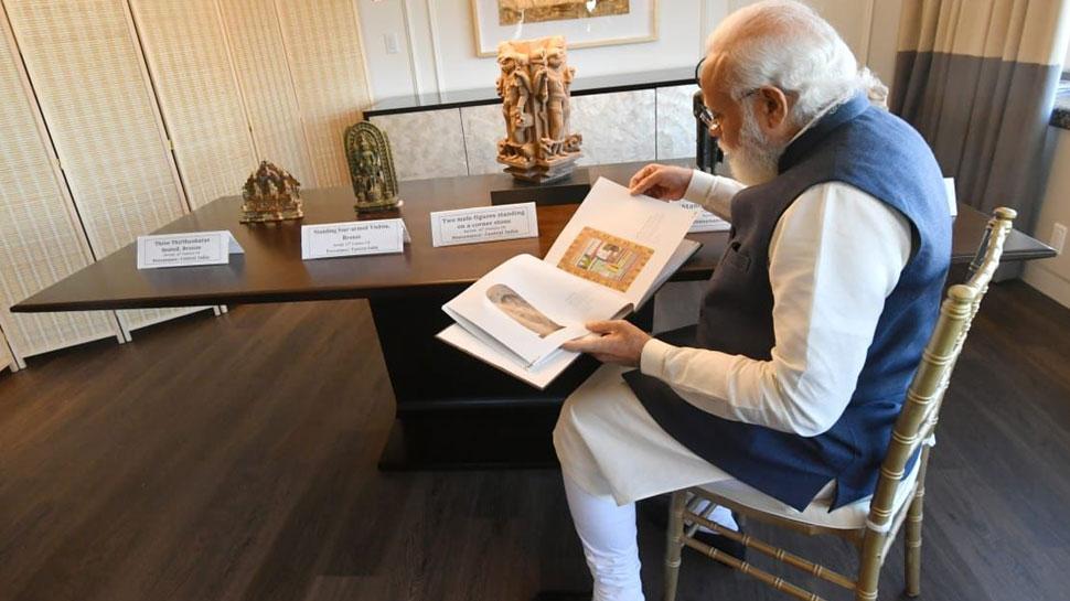 Homecoming of Indian Treasures