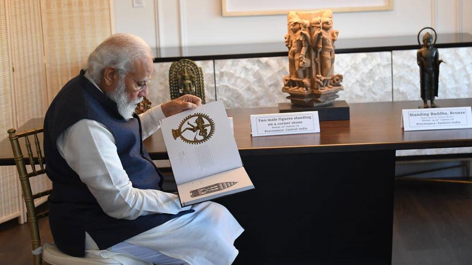 Prime Minister Narendra Modi said thank you