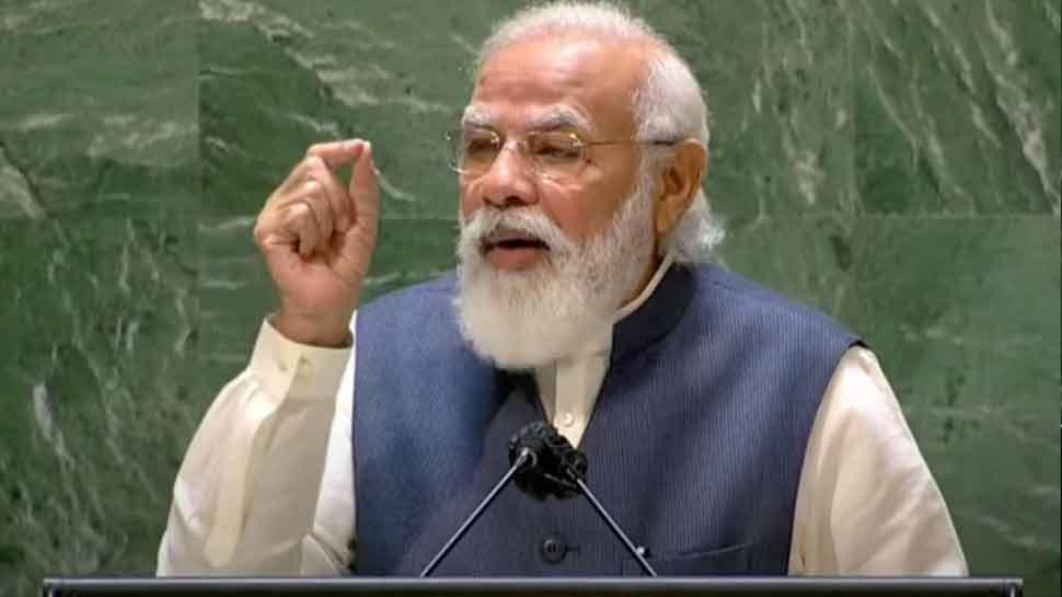 आतंकवाद पर प्रहार, UN को सीख देकर भारत लौटे PM मोदी; जानें भाषण की बड़ी बातें