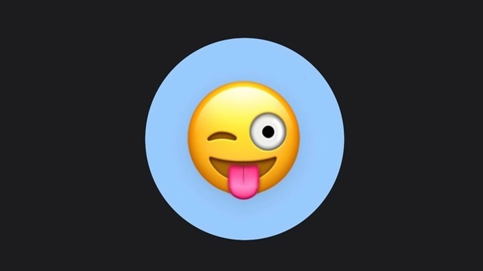 Use Emojis or Stickers as Group Icons