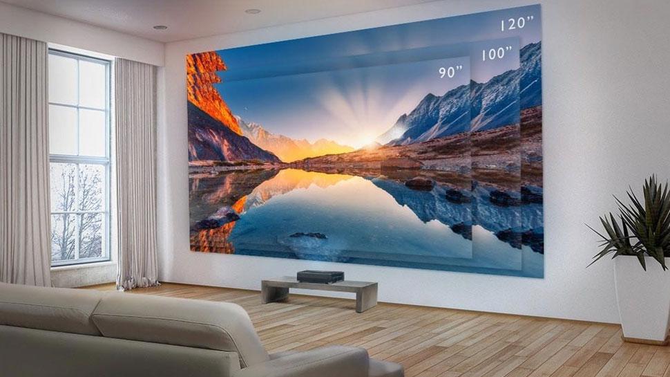 लॉन्च हो गया है झक्कास पिक्चर क्वॉलिटी वाला 4K TV Projector, कमरे को बना देगा सिनेमा घर, जानिए सबकुछ