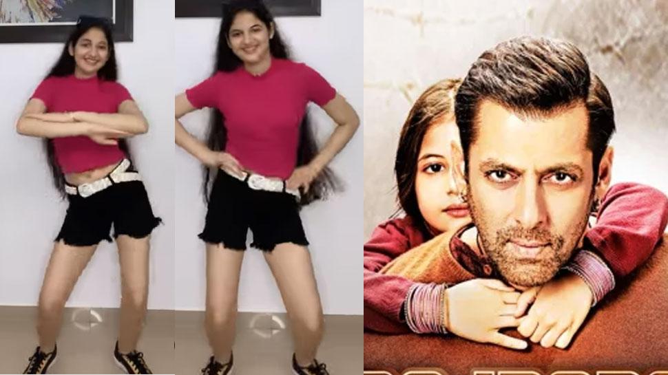 'मुन्नी' यानी Harshaali Malhotra ने किया ऐसा बेली डांस, मूव्स देख चौंक जाएंगे Bajrangi Bhaijaan
