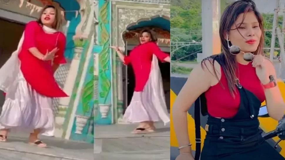 अश्लील डांस करने वाली आरती के खिलाफ केस दर्ज, वीडियो हटाकर मांगी थी माफी