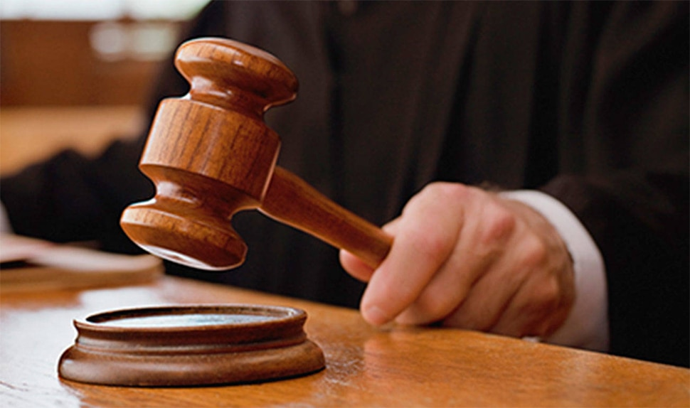 Court told the matter of humility