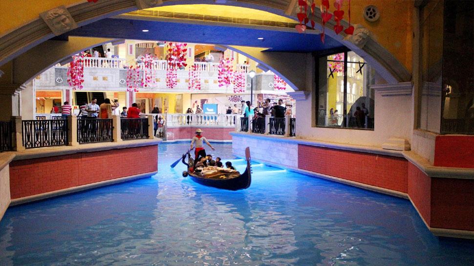 The Grand Venice Mall Noida