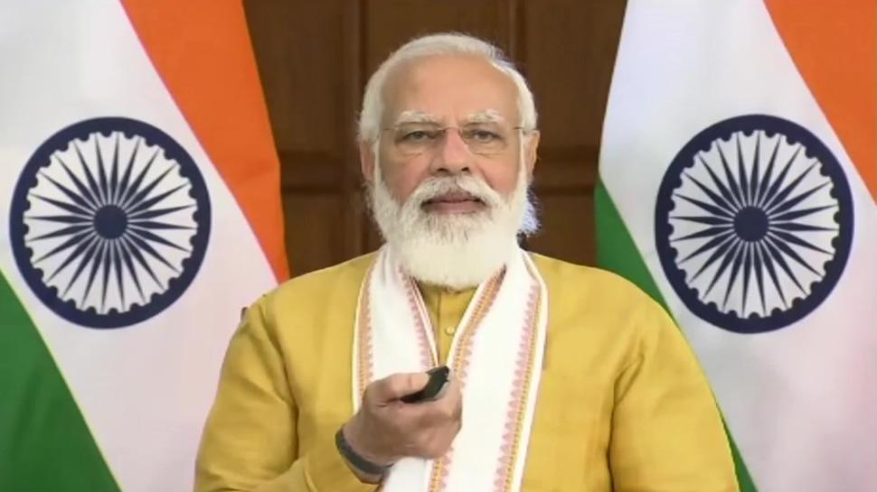 पीएम मोदी ने की नेशनल डिजिटल हेल्थ मिशन की शुरुआत, अब हर भारतीय को होगा ये फायदा