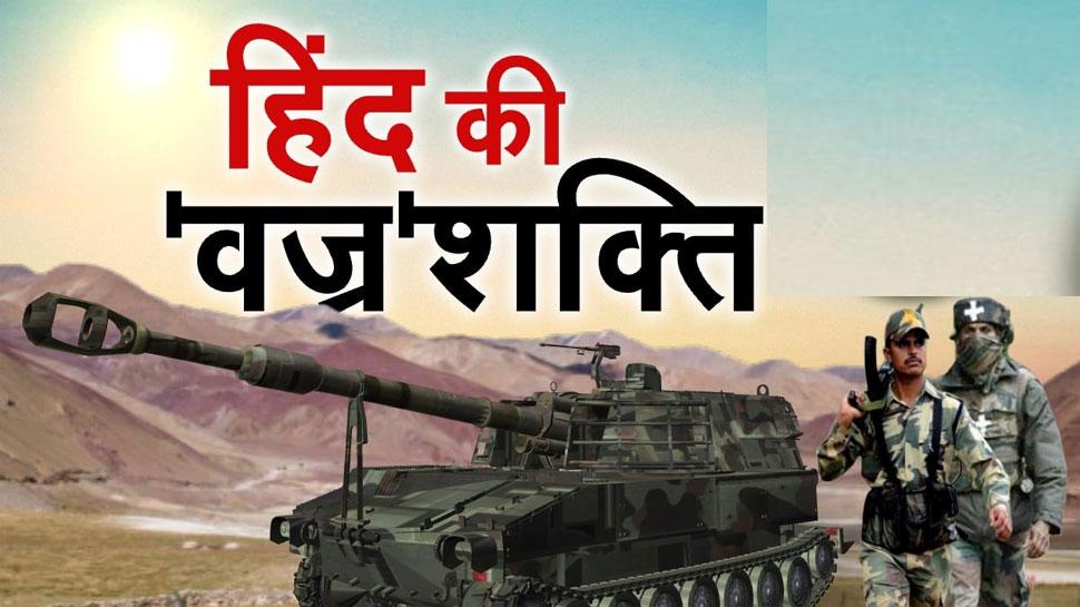 'K-9 Vajra' के दम से दहला चीन और पाकिस्तान का दिल, ऐसी तोप जिससे बचना दुश्मन के लिए नामुमकिन!
