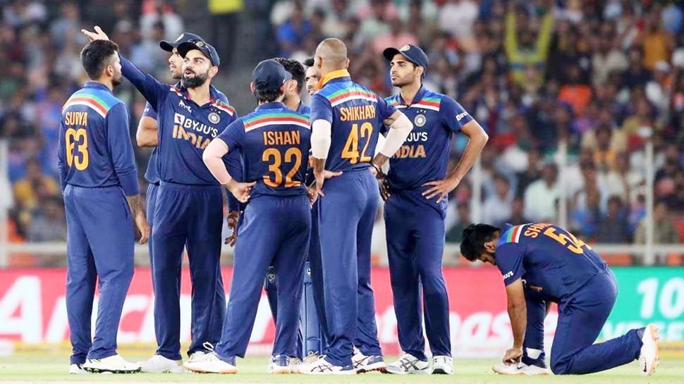 टी20 वर्ल्ड कप से पहले टीम इंडिया के लिए बुरी खबर, इस खिलाड़ी पर बाहर होने का खतरा!