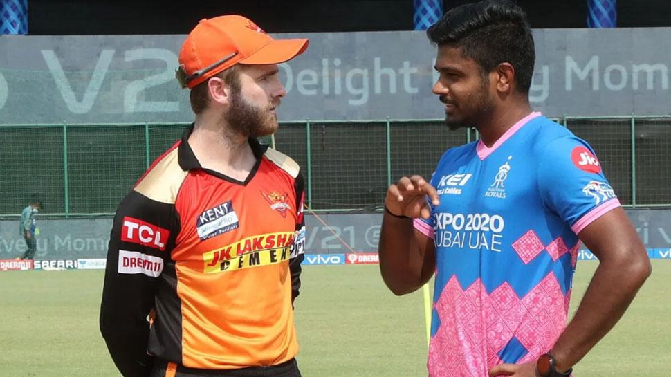 IPL 2021: SRH vs RR Live Cricket Score Update, Sunrisers Hyderabad vs Rajasthan Royals, Kane Williamson, Sanju Samson | IPL 2021 SRH vs RR LIVE: आज 2 पूर्व चैंपियंस की जंग, थोड़ी देर में होगा टॉस
