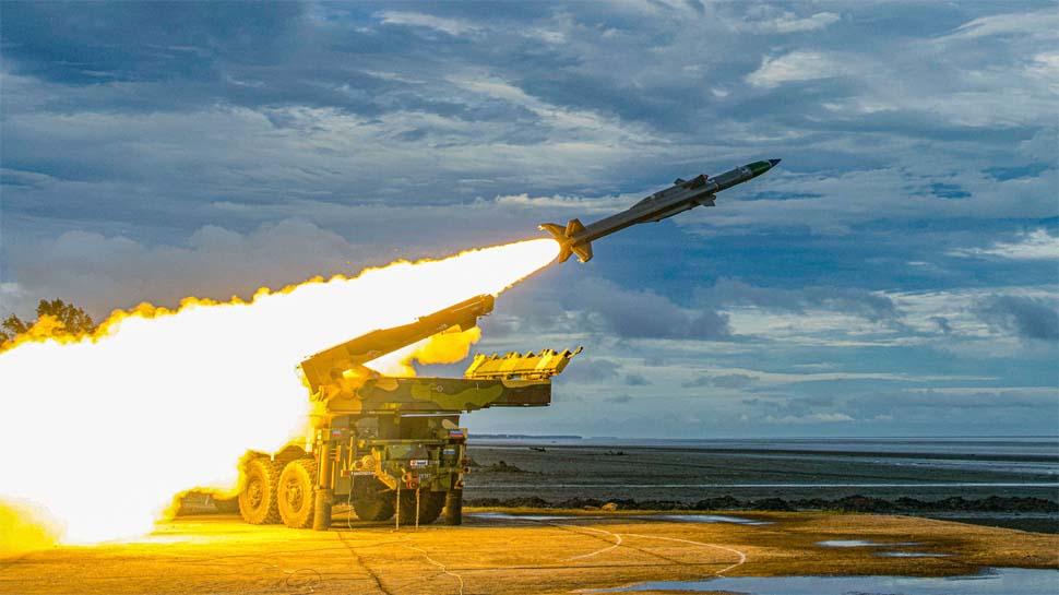 चांदीपुर रेंज से AKASH PRIME मिसाइल का परीक्षण, टारगेट पर लगाया अचूक निशाना